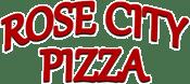 Rose City Pizza Logo